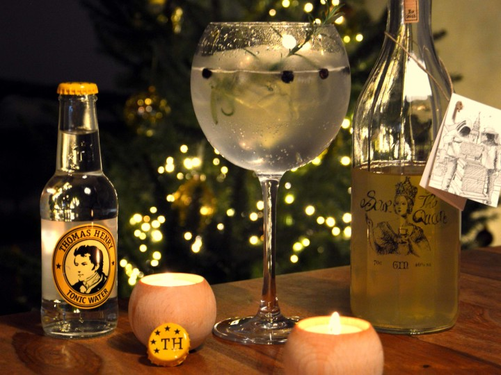 Gin & Tonic Recipe with Save The Queen Gin – Gincubator Exclusive!