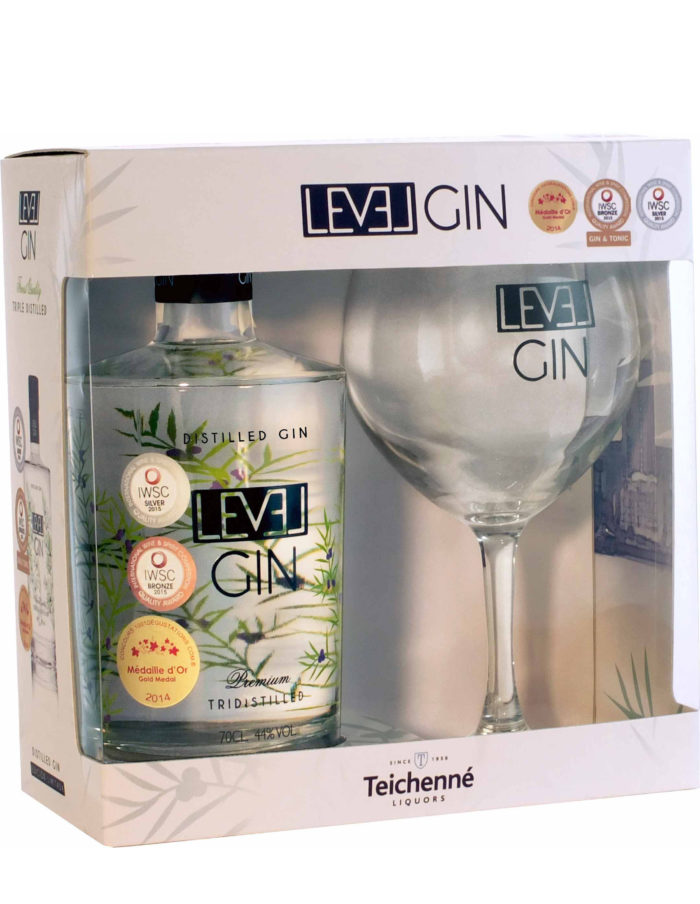 level-gin-gift-pack